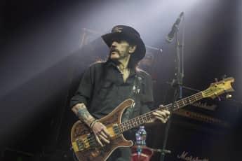 Lemmy Kilmister von Motörhead