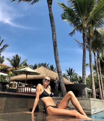 Lena Gercke Bali