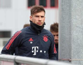 Leon Goretzka, FC Bayern München, Fußballspieler