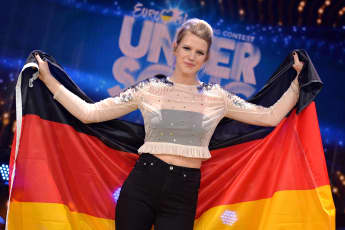 Levina trat für Deutschland beim ESC 2017 an