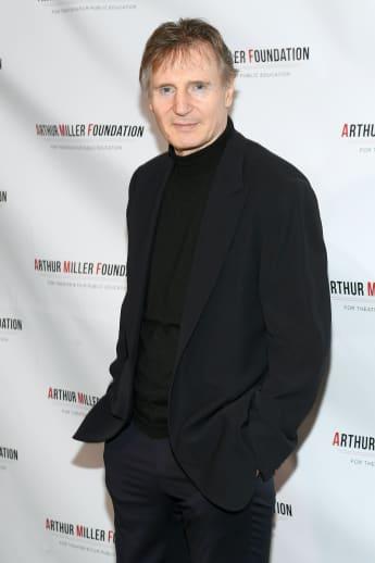 Liam Neeson Rassismus
