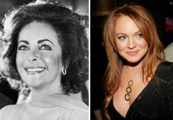 Lindsay Lohan als Elizabeth Taylor: Schauspieler, die überhaupt nicht aussehen, wie die echte Person, die sie darstellen sollen