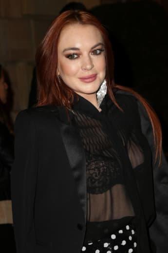 Lindsay Lohan hat ihr skandalöses Leben über die Jahre umgekrempelt