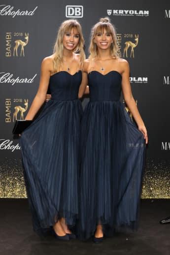 Lisa und Lena Bambi-Verleihung