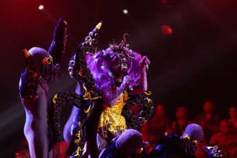 """Lucy Diakovska in der ProSieben-Show """"The Masked Singer"""" 2019"""