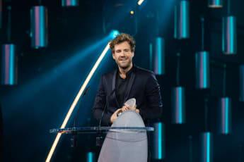 Luke Mockridge gewinnt gleich zwei Comedy-Preise: Erfolgreichster Live-Act und Bester Komiker