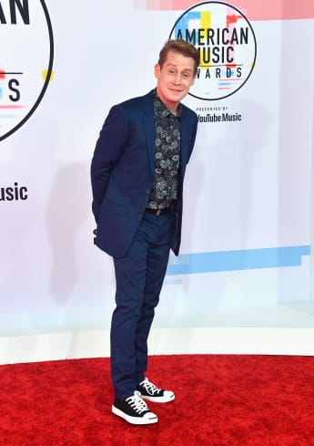 Macaulay Culkin bei dem American Music Awards 2018