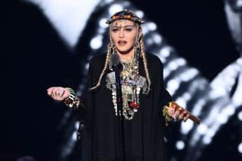 Nach Kritik: Madonna äußert sich zu ihrer Aretha-Franklin-Rede