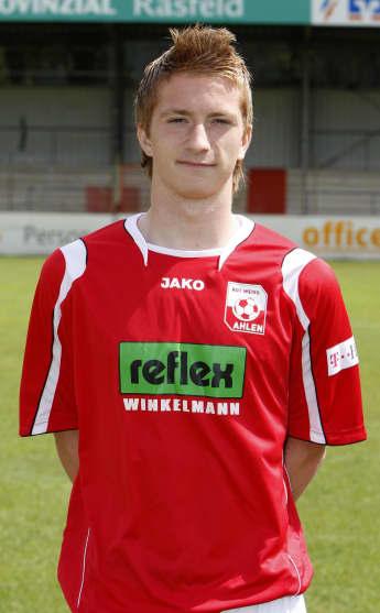 Marco Reus im Jahr 2008