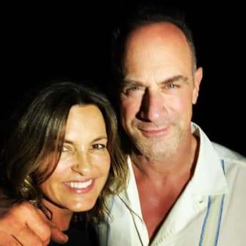Mariska Hargitay Christopher Meloni Law and Order Special Victims Unit