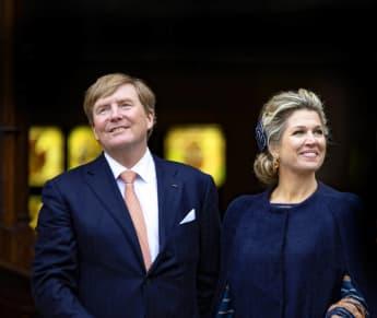Máxima und Willem-Alexander zu zweit: Solche Auftritte sind Fans gewöhnt