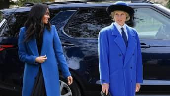 Herzogin Meghan & Lady Diana: Style-Vergleich