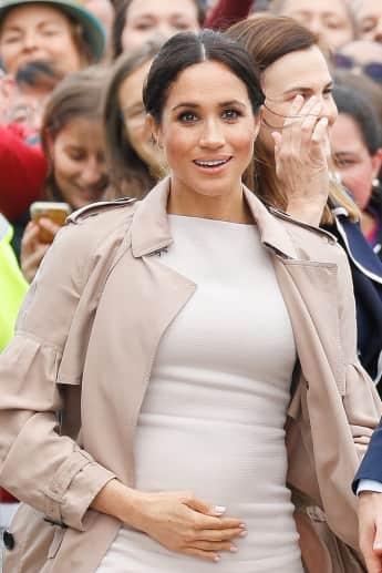 Duchess meghan Queen Jewelry