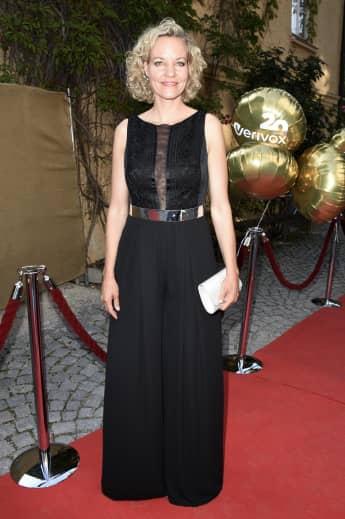 Melanie Wiegmann bei der Veranstaltung Movie Meets Media in München