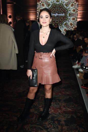 Melissa Damilia im Januar 2020
