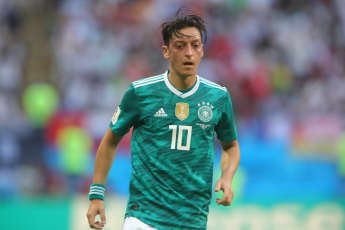 Mesut Özil Nationalmannschaft
