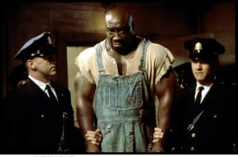 "Michael Clarke Duncan in ""The Green Mile"""