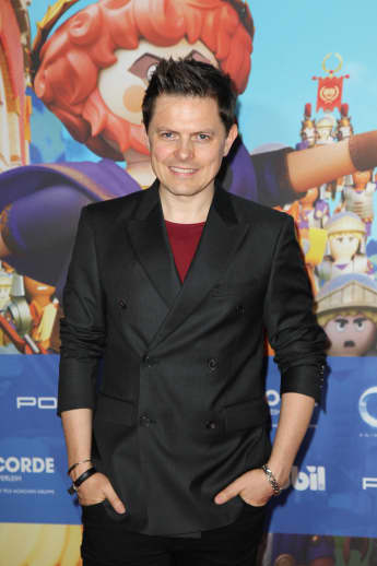 "Michael Patrick Kelly Synchronsprecher Pirat ""Captain Bloodbones"" ""Playmobil""-Film"