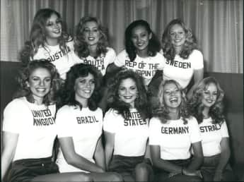 Dagmar Wöhrl Miss World Miss Germany
