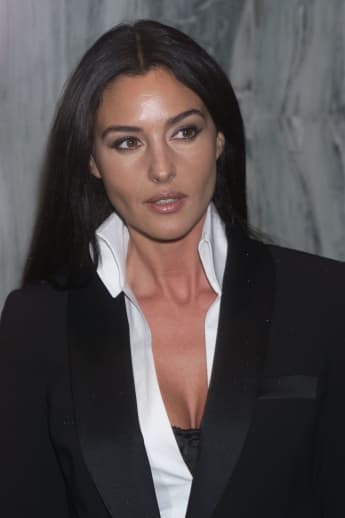 "Monica Bellucci bei der Premiere von ""All the Pretty Horses"" im The Beekman Theater in New York City 2000"