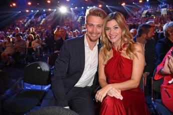 Nadine Klein und ihr Freund Tim Nicolas sind ein wirklich schönes Paar
