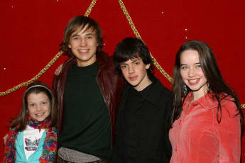 Georgie Henley William Moseley Skandar Keynes Anna Popplewell Die Chroniken von Narnia