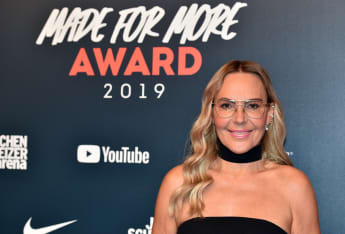 Natascha Ochsenknecht bei den Made for More Awards