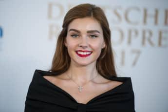 Nathalie Volk beim Deutschen Radiopreis 2017
