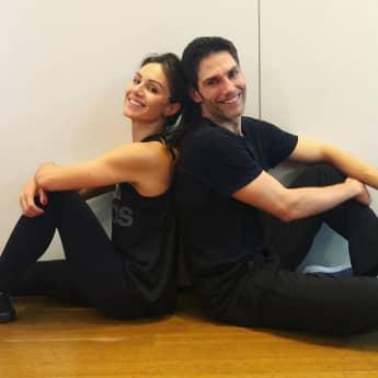 Nazan Eckes und Christian Polanc
