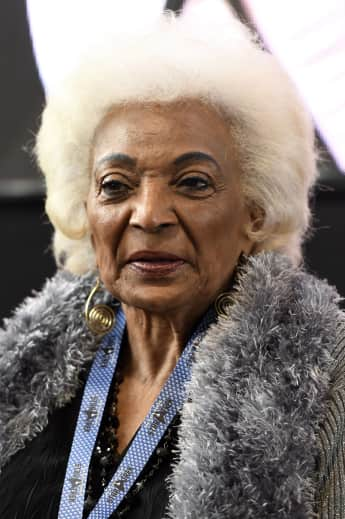 "Nichelle Nichols bei der ""Destination Star Trek Germany Convention"" in Dortmund"