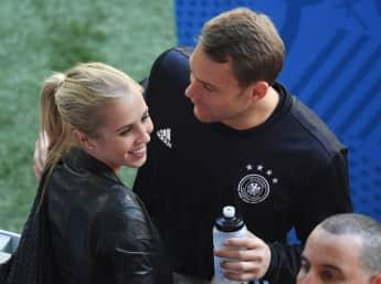 Nina Neuer kann ihren Manuel bei der diesjährigen WM nicht anfeuern