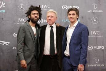 Noah Becker Boris Becker Elias Becker Söhne Vater