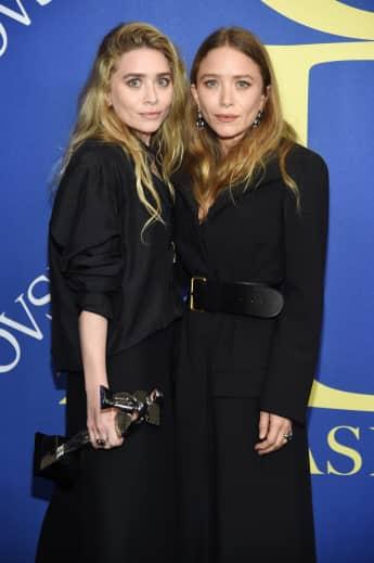 Mary-Kate und Ashley Olsen CFDA-Awards