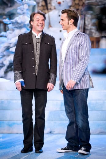 Patrick Lindner und Florian Silbereisen