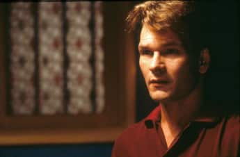 "Patrick Swayze as ""Sam Wheat"" in Ghost"