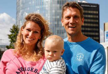 Janni Hönhsheids und Peer Kusmagks Kinder sind Emil-Ocean und Yoko