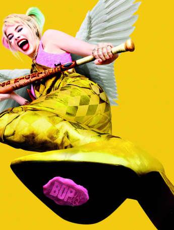 Filmplakat 'Harley Quinn: Greifvögel'