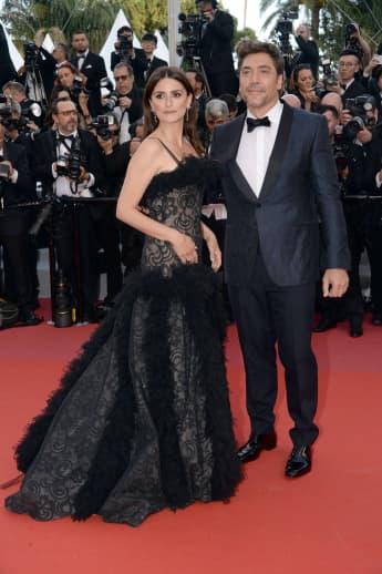 Penelope Cruz und Javier Bardem beim den Filmfestspielen in Cannes 2018