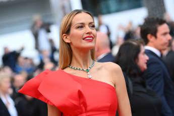 Petra Nemcova in Cannes