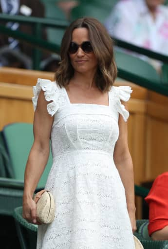 Pippa Middleton in London im Februar 2019