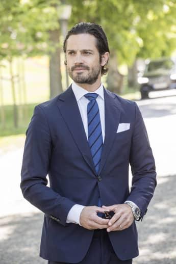 Prinz Carl Philip Schweden 40. Geburtstag