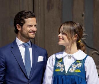 Prinz Carl Philip und Prinzessin Sofia 2019 in Stockholm
