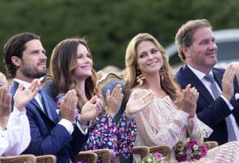 Die Kinder von Prinz Carl Philip & Prinzessin Sofia sowie Prinzessin Madeleine & Christopher O' Neill sind nicht mehr Teil des Schwedischen Königshauses