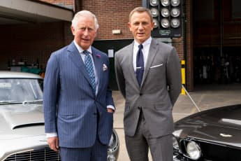 Prinz Charles Daniel Craig James Bond