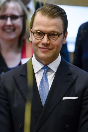Prinz Daniel von Schweden: Verdacht auf Corona