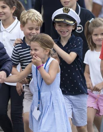 Prinz George und Prinzessin Charlotte besuchen ab Herbst 2019 die gleiche Schule