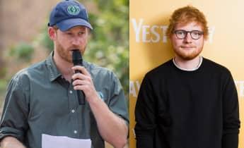 Prinz Harry Ed Sheeran Projekt