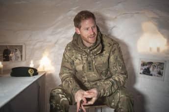 Prinz Harry Norwegen Meghan-Schrein