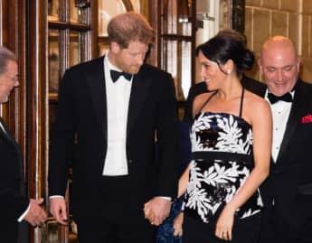 Prinz Harry Meghan Babybauch