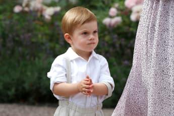 Prinz Oscar von Schweden 2018